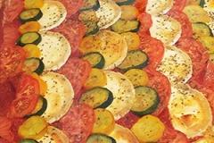 Grande Pizza Chevre Legumes
