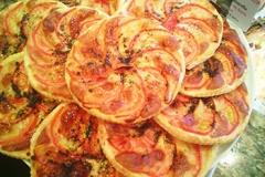Tartes Fines Tomates Mozzarella