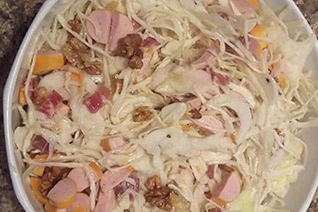 Salade Alsacienne - salade créative