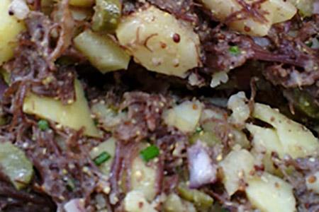 Salade Campagnarde - salade créative