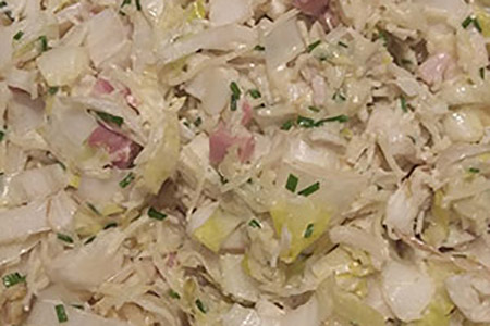 Salade Cht'mi - salade créative