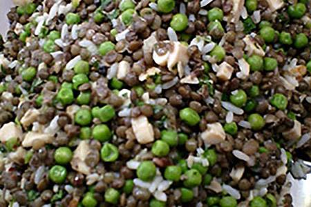 Salade Fraicheur - salade créative