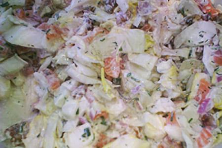 Salade Nordique - salade créative