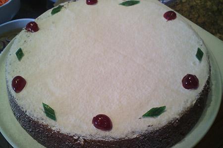 pithivier - dessert