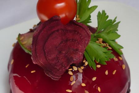 tomate d'amour - entrée froide